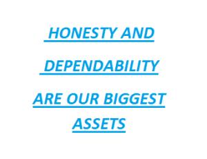 honesty_underlined